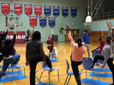 yoga summit cleveland metro schools